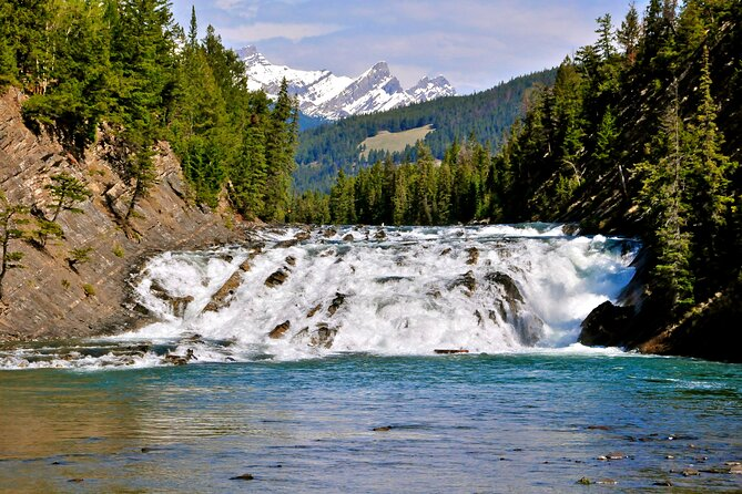Banff + Johnston Canyon + Sulphur Mt. +Banff Town 1 day tour