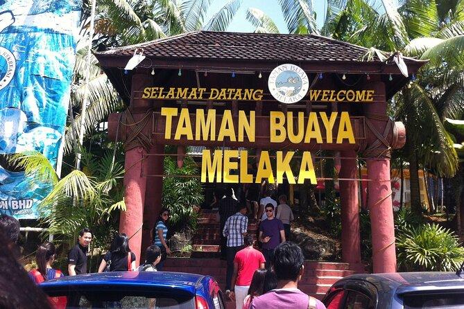 Melaka Crocodile Farm Admission Tickets