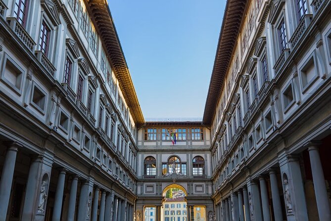 Uffizi Gallery Small-Group Skip-the-Line Tour in Florence