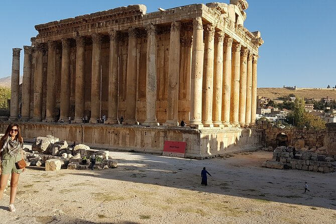Full-Day Private Tour to Qadisha Valley, Cedars and Baalbek