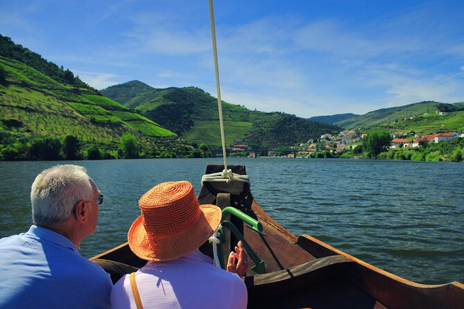 Private Douro Valley Tour Including 2 Wineries and Optional Cruise