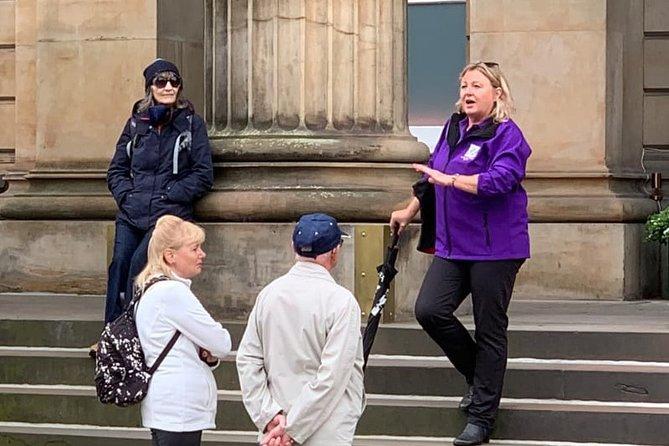 Guided Walking Tour of Edinburgh