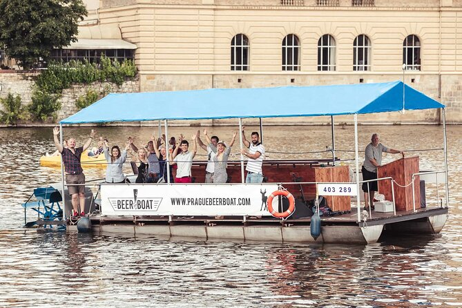 Party Cycle Boat