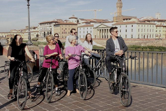 Bicycle Guided Tour in Florence