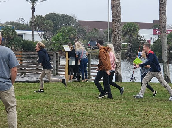 The Photo Race Scavenger Hunt in Jacksonville