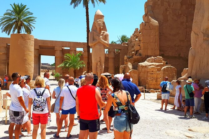Day tour to see the Best highlights of ancient Luxor with Lunch and Guide