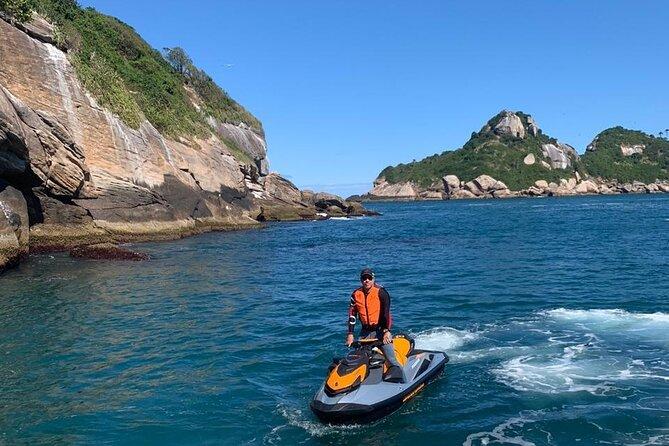 Private Jet Ski Tour in the Tijucas Islands