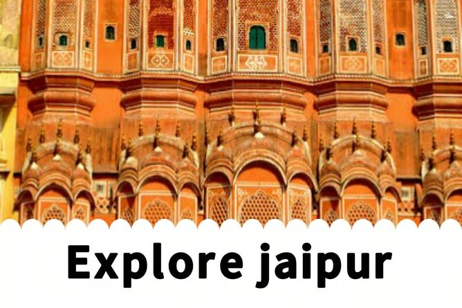Private day tour of jaipur with guide