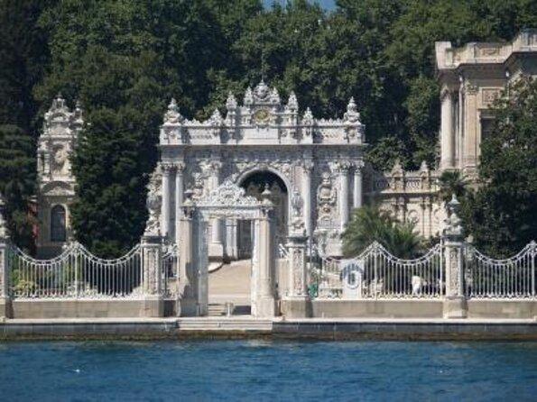 Dolmabahce Palace (Dolmabahce Sarayi)