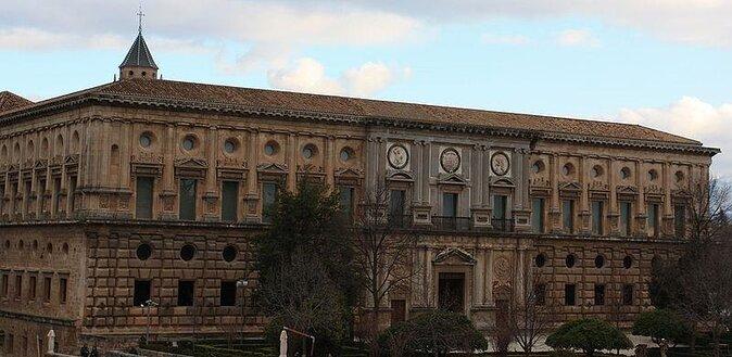 Palace of Charles V (Palacio de Carlos V)