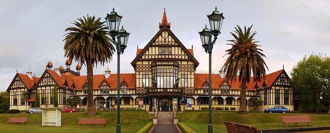 Rotorua Museum (Te Whare Taonga o Te Arawa)