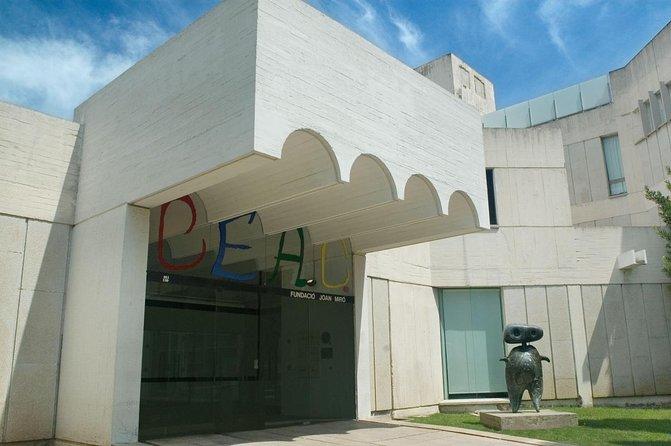Joan Miró Museum (Fundació Joan Miró)