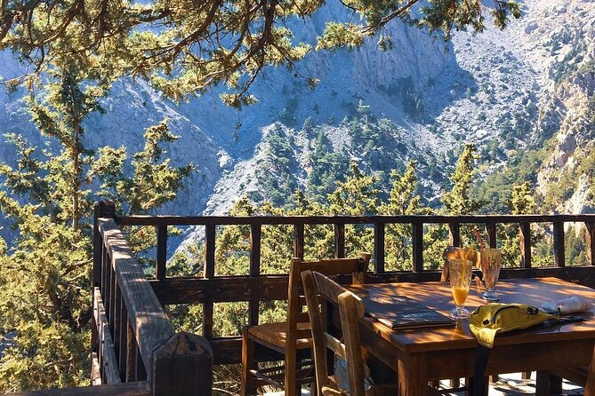 Samaria Gorge with a Local Insider Chauffeured Private Tour