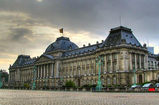 Brussels Royal Palace (Palais Royal de Bruxelles)