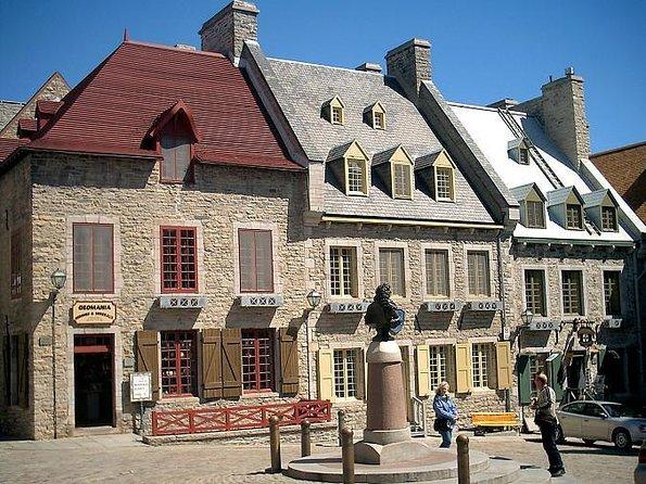 Quebec Royal Square (Place-Royale)