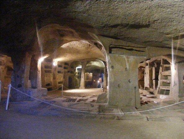 Catacombs of San Gennaro (Catacombe di San Gennaro)