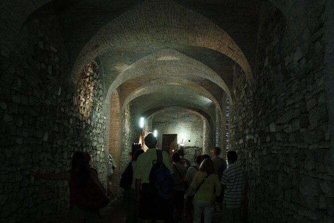 Catacombs of Rome (Catacombe di Roma)