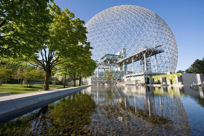 Montreal Biosphere (la Biosphère)