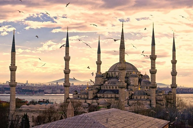Blauwe Moskee (Sultanahmet Camii)