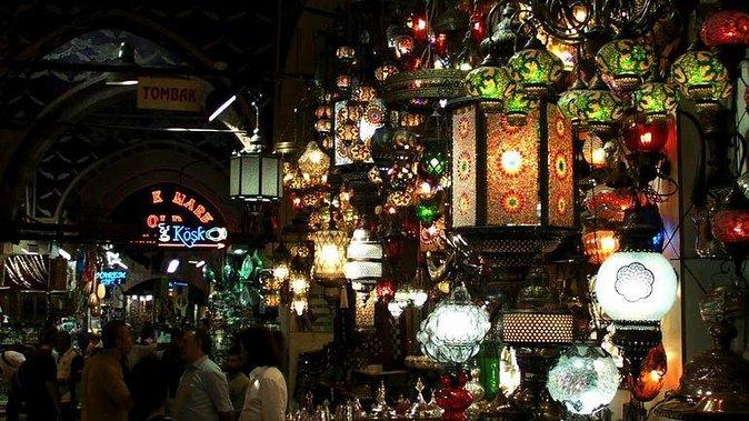 Grote Bazaar (Kapali Çarsi)