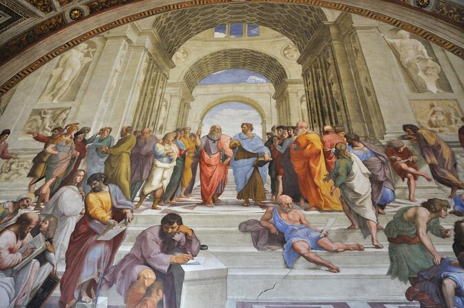 Raphael's Rooms (Stanze di Raffaello)