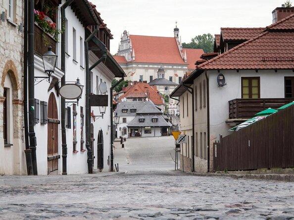 Kazimierz (Krakow Jewish Quarter)