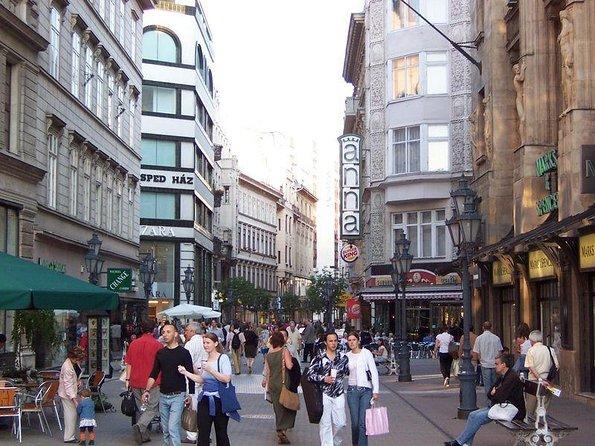 Váci Street (Váci Utca)