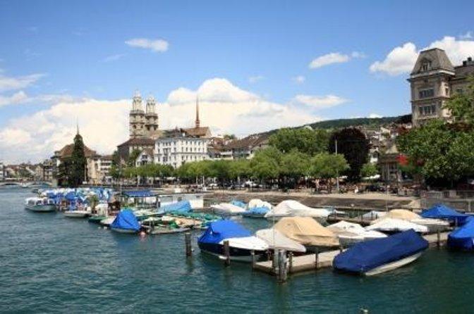 Lake Zurich (Zürichsee)