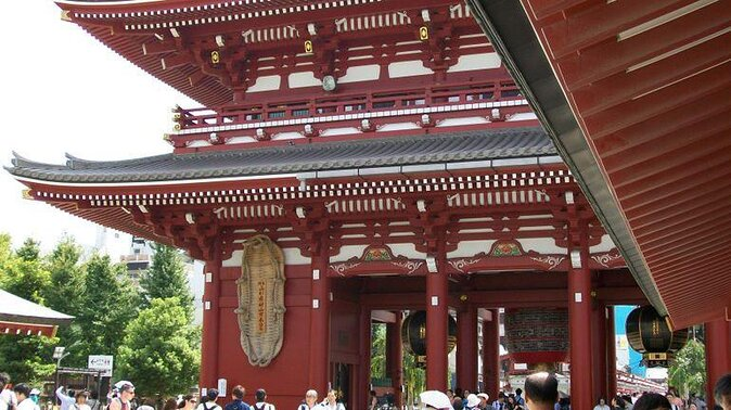 Senso-ji Temple (Asakusa Temple)