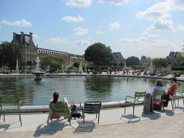 Tuileries Garden (Jardin des Tuileries)