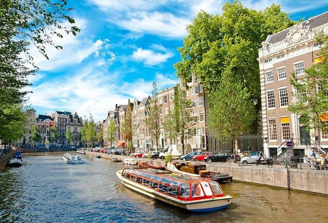 Amsterdam Canal Ring (Grachtengordel)