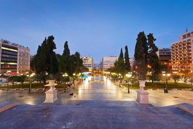Syntagma Square (Plateia Syntagmatos)