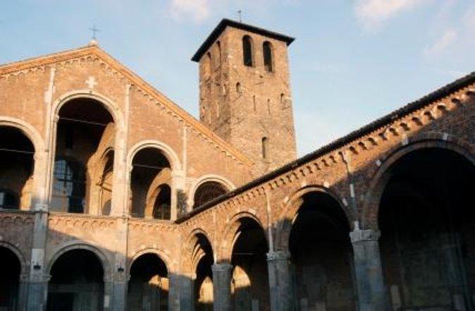 Basilica of Sant'Ambrogio (Basilica di Sant'Ambrogio)