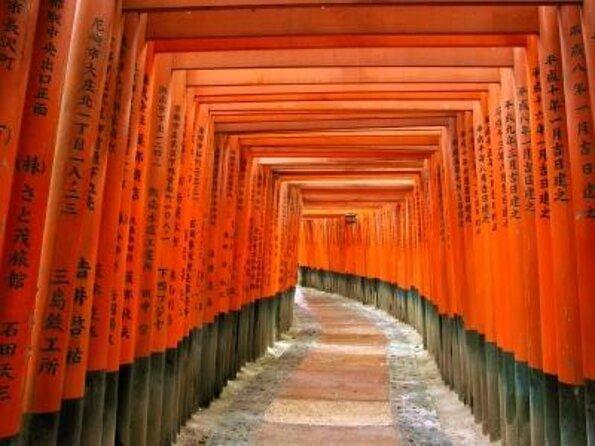 Santuario Fushimi Inari (Fushimi Inari Taisha)