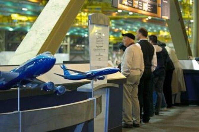 Fremtiden for Flight Aviation Center & Boeing Factory