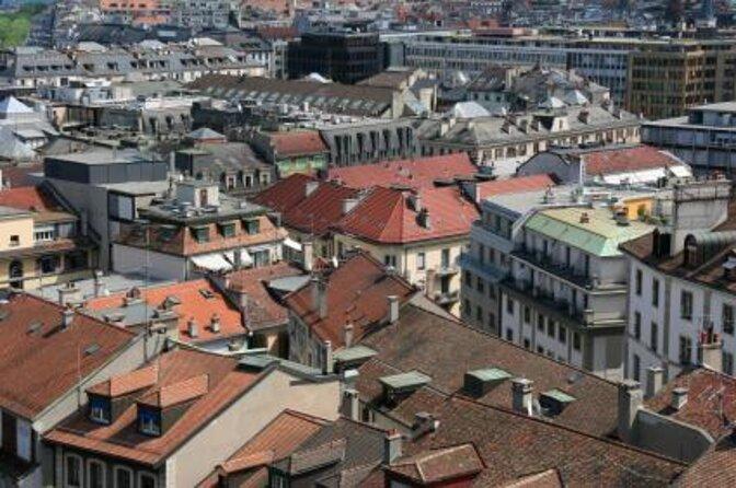 Geneva Old Town (Vieille Ville)