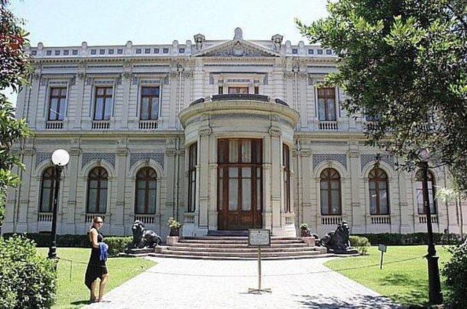 Cousiño Palace (Palacio Cousiño)