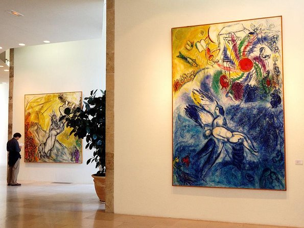 Museo Nacional Marc Chagall (Musée National Marc Chagall)