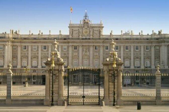 Royal Palace of Madrid (Palacio Real de Madrid)