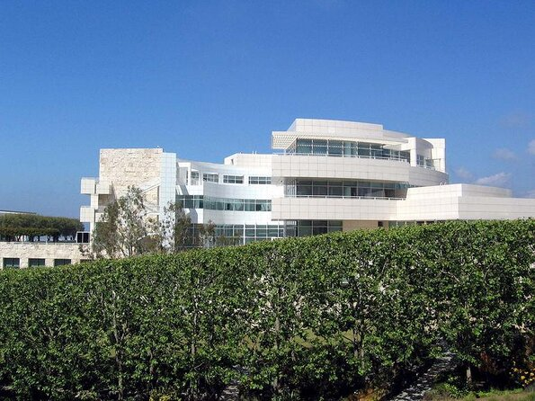 J. Paul Getty Museum (The Getty)
