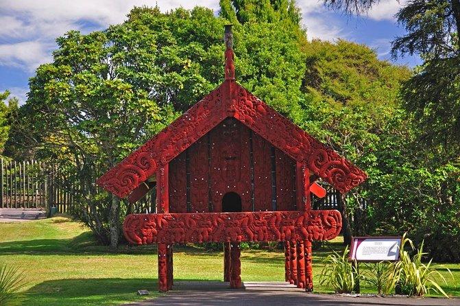 Maori Arts and Crafts Institute (Te Puia)