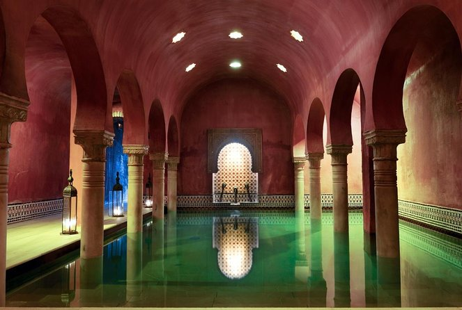 Baños Árabes (Arab Baths)