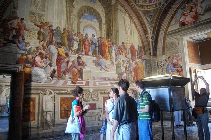 Sistine Chapel (Cappella Sistina)