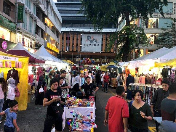 Kuala Lumpur Little India (Jalan Masjid India)