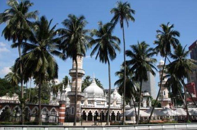 Jamek Mosque (Masjid Jamek)