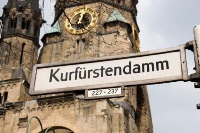 Kurfürstendamm (Ku'damm)