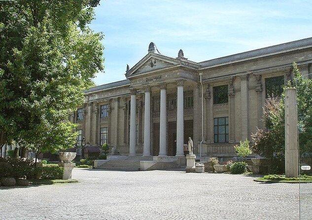Istanbul Archaeological Museums (Istanbul Arkeoloji Muzeleri)