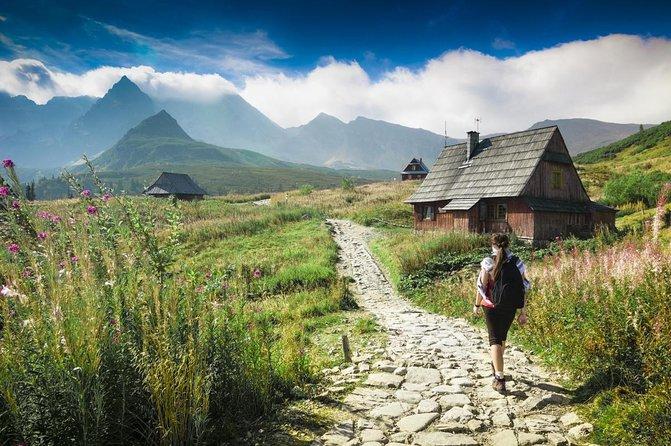 Tatra Mountains (Tatry)