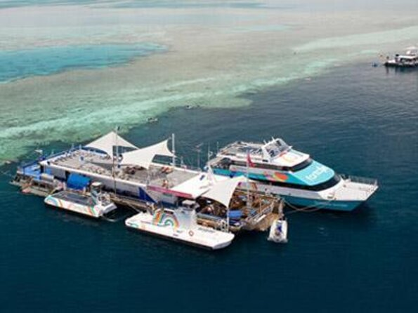 Reefworld Pontoon