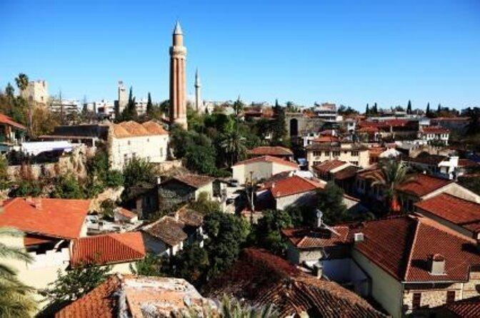 Antalya Old Town (Kaleici)